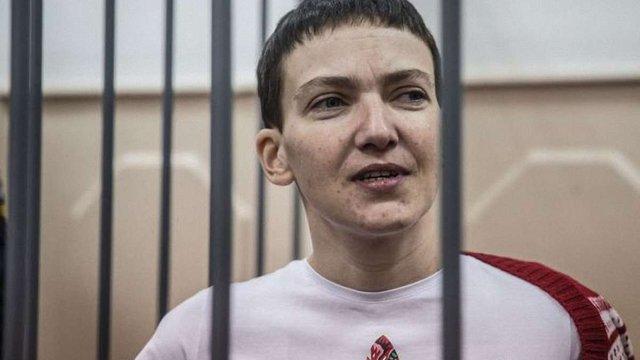 Савченко відмовилася від госпіталізації і від припинення сухого голодування