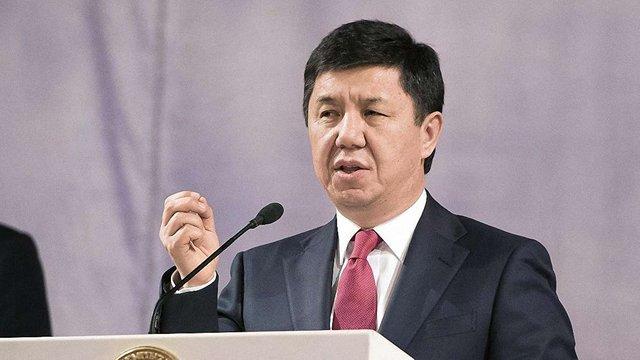 Киргизстан залишився без уряду після корупційного скандалу