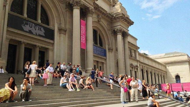 Музей Метрополітен виклав у вільний доступ сотні книг з історії мистецтва
