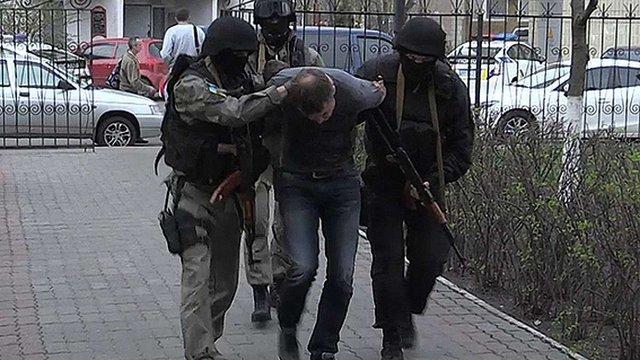 У Києві поліція затримала розшукуваного Інтерполом російського злочинця