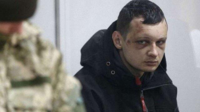 Апеляційний суд визнав законним арешт «азовця» Краснова