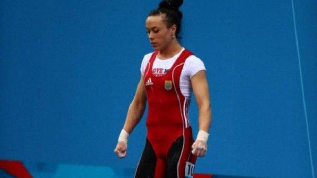 Українка Юлія Паратова стала віце-чемпіонкою Європи з важкої атлетики