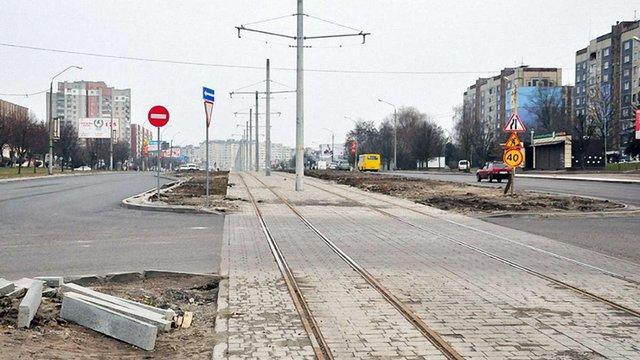 Для львів'ян проводитимуть екскурсії будівництвом трамвайної колії на Сихів