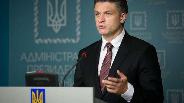 Шимків відмовився увійти до нового уряду