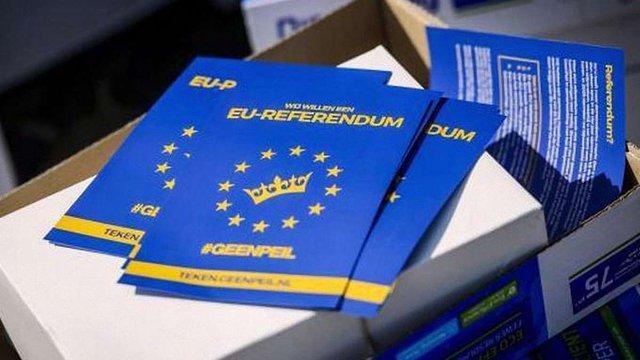 У Франції пообіцяли підтримати асоціацію Україна-ЄС попри референдум у Нідерландах