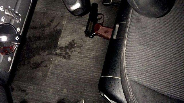 Двоє озброєних грабіжників влаштували бійку у Львові