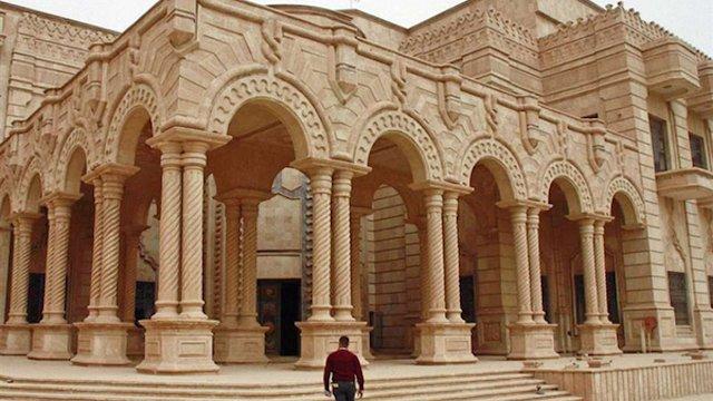 У палаці Саддама Хусейна створять музей