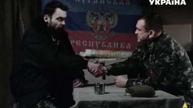 У серіалі на телеканалі Ахметова хороші «ЛНРівці» воюють з «київською хунтою»