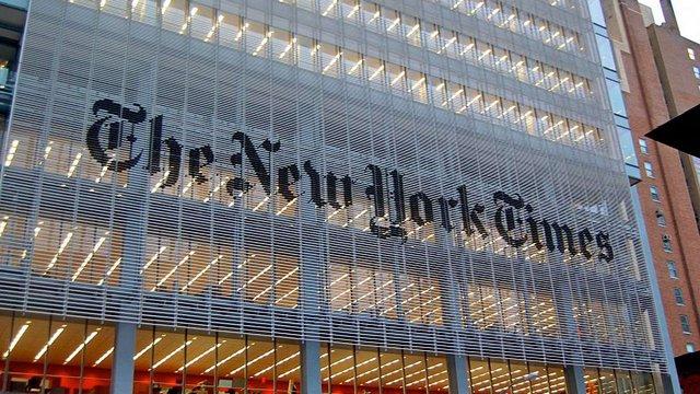 Журналісти NYT розповіли, як спілкувалися з фейковим «президентом» України