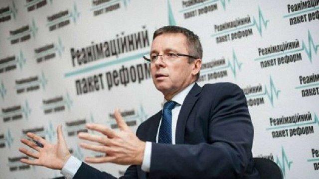 Екс-міністр фінансів Словаччини очолить групу з реформ в українському уряді