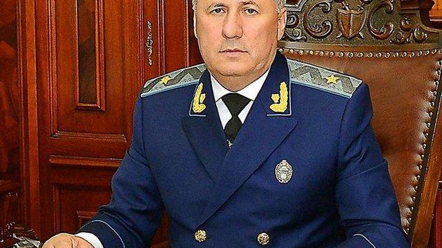 Порошенко доручив люструвати прокурора Одеської області