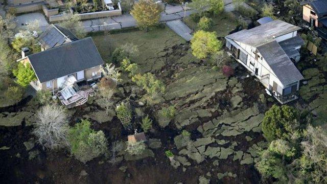 На японському острові знову стався потужний землетрус