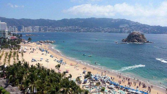 США заборонили своїм держслужбовцям поїздки в Акапулько