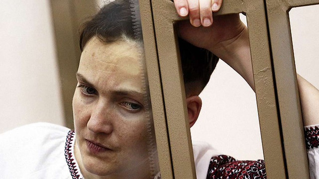 Керрі закликав Росію звільнити Савченко та інших заручників