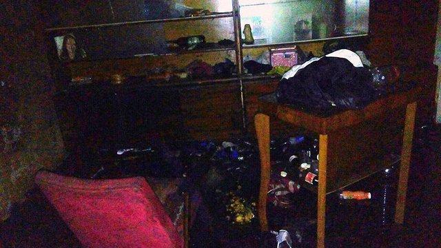 Через недопалок горіла квартира на вулиці Пасічній у Львові