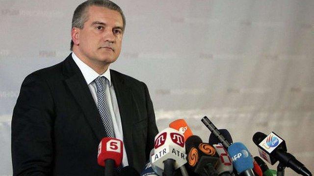 Аксьонов заявив про залучення інвестора для аеропорту «Сімферополь» в обхід санкцій