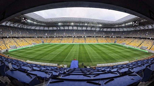 Матч «Шахтаря» проти «Динамо»  відбудеться у Львові