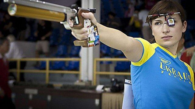 Українка виграла золоту медаль на етапі Кубка світу зі стрільби