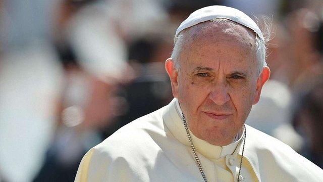 Папа Римський 20 квітня зустрінеться з ліквідаторами аварії на Чорнобильській АЕС