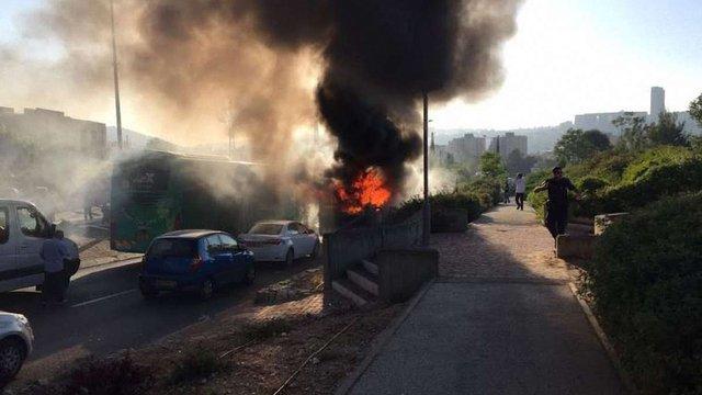 В Єрусалимі постраждали 20 людей внаслідок вибуху в автобусі