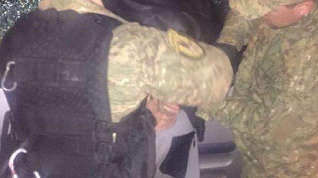 У Львові на хабарі затримали начальника відділу обліку військкомату