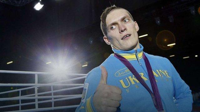 WBO зобов'язала Олександра Усика домовитись про бій із поляком Кшиштофом Ґловацьким