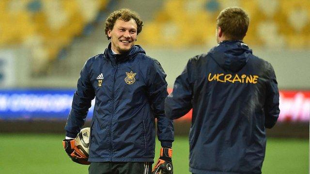 Перед Євро-2016 збірна України проведе тренувальні збори в Італії та Швейцарії