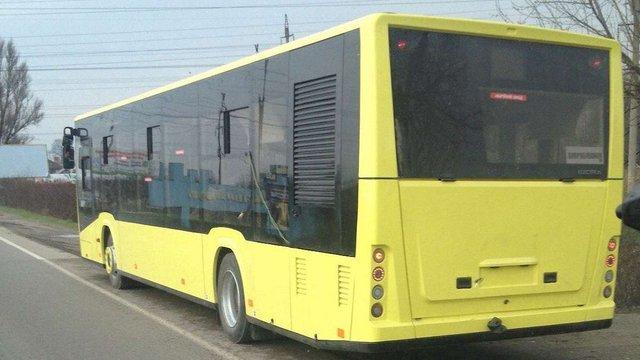 До кінця травня АТП-1 отримає 10 нових автобусів