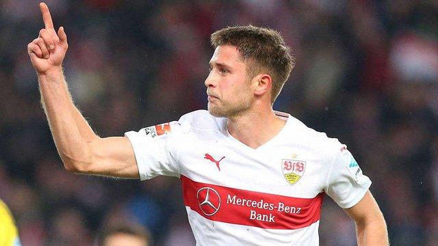 Український футболіст є одним із найбільш високооплачуваних у німецькому «Штутгарті»