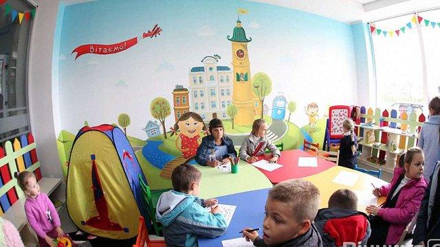 У львівській ратуші облаштують дитячу кімнату