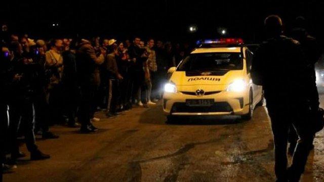 В Одесі поліцейських відсторонили від служби за участь у вуличних перегонах на службовому авто