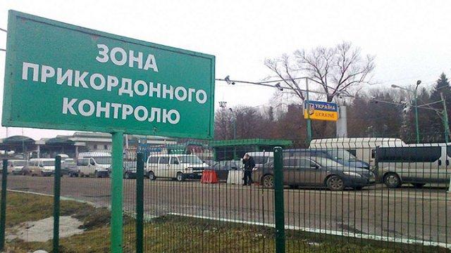 Поліція затримала нетверезого поляка, який намагався перетнути кордон