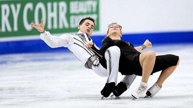 В Україну повернуться міжнародні змагання з фігурного катання