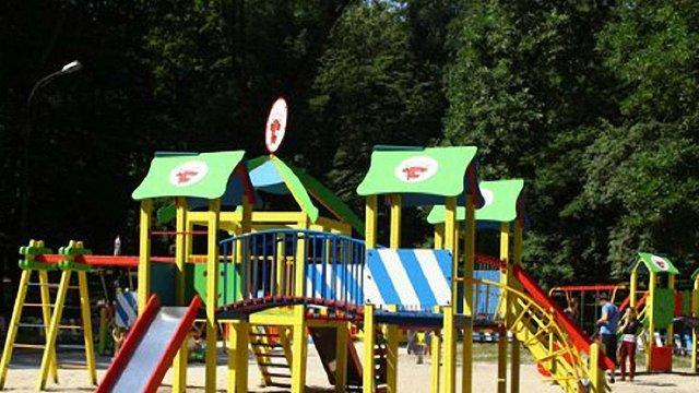 У Львові визначили місця для облаштування ще 35 нових дитмайданчиків