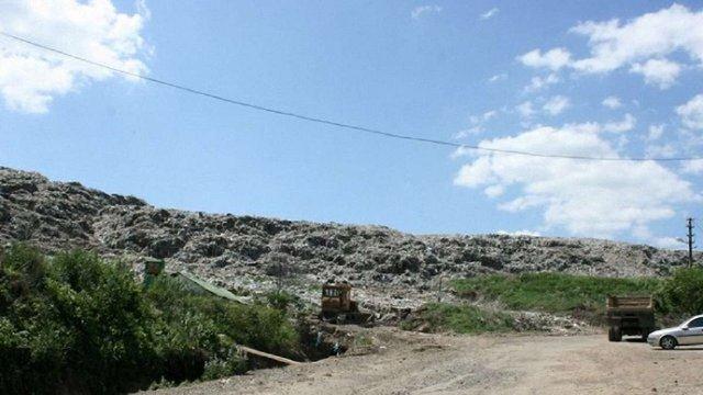 На місці гудронових озер біля Львова планують побудувати сміттєпереробний завод