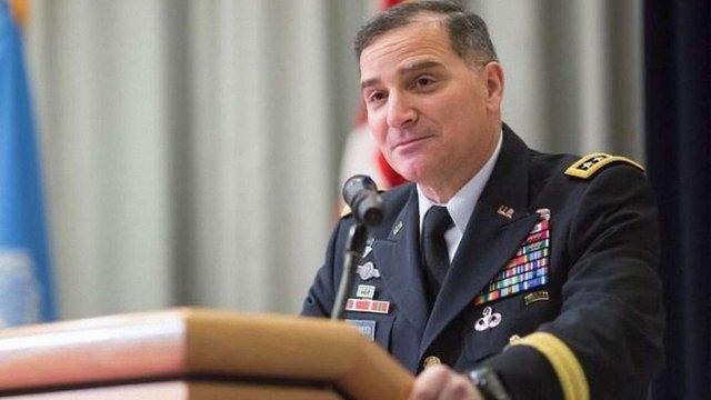 Новий головнокомандувач силами НАТО в Європі виступив за надання Україні летальної зброї