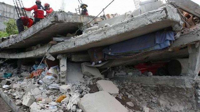 Еквадор сколихнув новий землетрус
