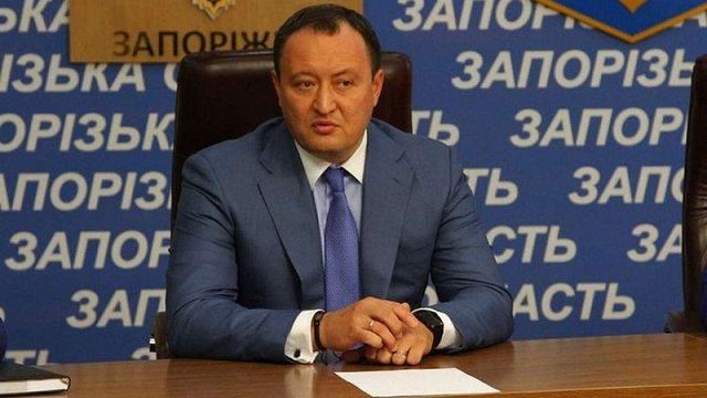 Порошенко призначив генерала СБУ головою Запорізької ОДА