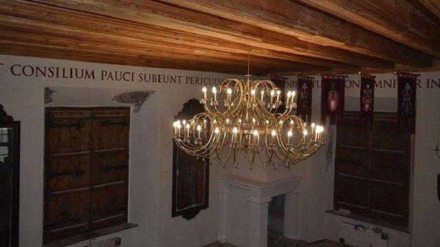 У Жовківському замку відкрили три нові експозиційні зали