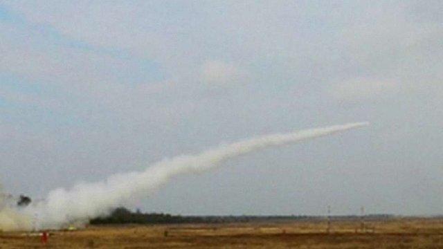 Україна провела успішні випробування тактичної ракети власного виробництва
