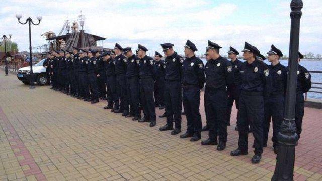На Черкащині з'явилася перша в Україні річкова патрульна поліція