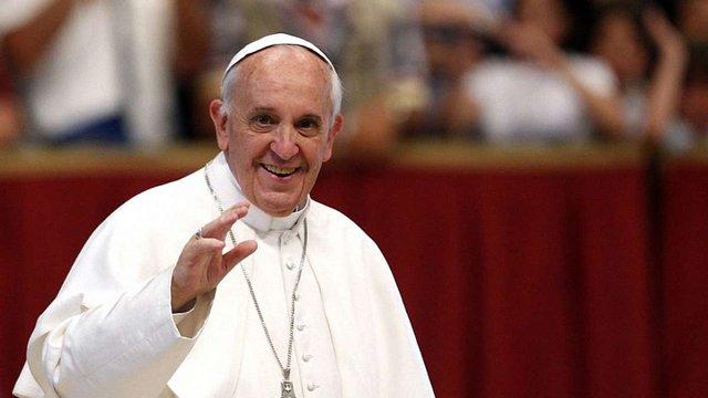 МЗС України подякувало Папі Римському за акцію на підтримку українців