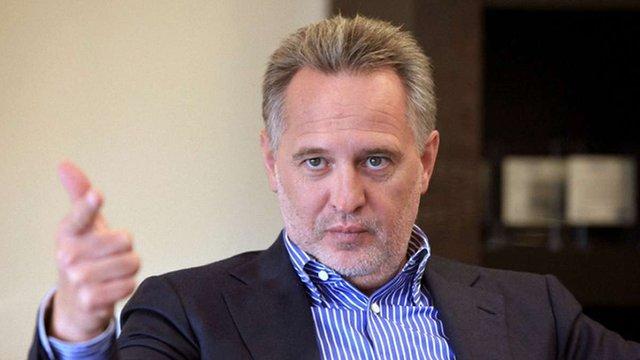 Фірташ постачає українську сировину для виробництва титану в окупованому Криму