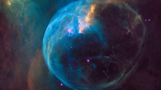 NASA відсвяткувало річницю телескопа Hubble приголомшливими фото і відео з космосу