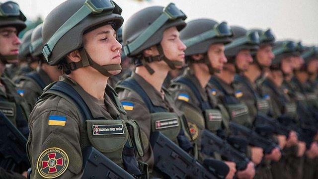 Бригада швидкого реагування Нацгвардії почала всеукраїнський пошук рекрутів