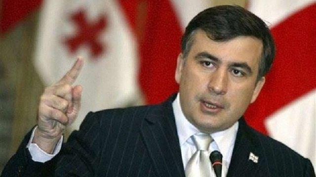 Саакашвілі пообіцяв приїхати в Грузію у випадку перемоги його партії на виборах