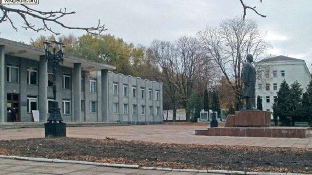 Мер Новгорода-Сіверського продає пам'ятник Леніну за ₴1 млн