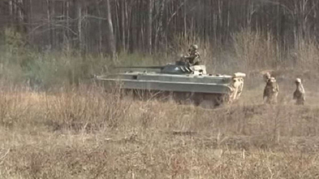 Військове телебачення показало ексклюзивне відео тренувань українських десантників
