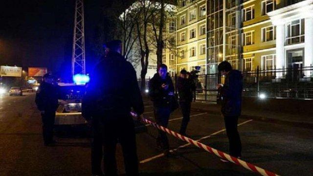 Поліція порушила дві кримінальні справи через обстріл одеського банку