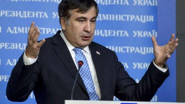 Саакашвілі побачив в Одесі ознаки розпаду держави і закликав ввести в місто Нацгвардію